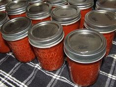 Homemade tomato paste is so easy to make and so much better than anything you can buy in a can. Use it to make spaghetti sauce or in any recipe calling for tomato paste.