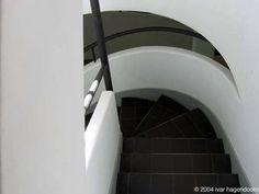 Villa Savoye Le Corbusier, Villa, Decor, Decoration, Decorating, Fork, Villas, Deco