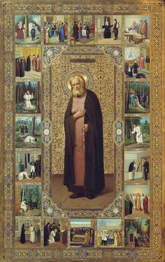 Full of Grace and Truth: St. Seraphim of Sarov, the Righteous Wonderworker