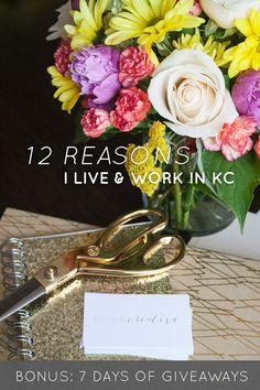 12 Reasons I Live &
