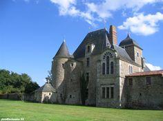 Chateau de Chabotterie - Vendee, Pays de la Loire