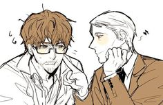 Hannibal and Wil