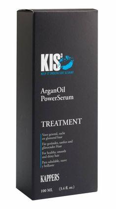 KIS Argan Oil 100ml  KIS KAPPERS Argan Oil Power SerumGoedkoop Op Haarboetiek  EUR 2.95  Meer informatie