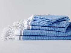 Mediterranean Guest Towel