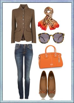 """""""City Chic"""" by karen-amstein on Polyvore"""