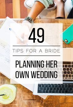 How to Plan Your Own Wedding | Brides.com