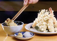 Receita de tempurá de Camarão - Culinária - Receitas - Made in Japan