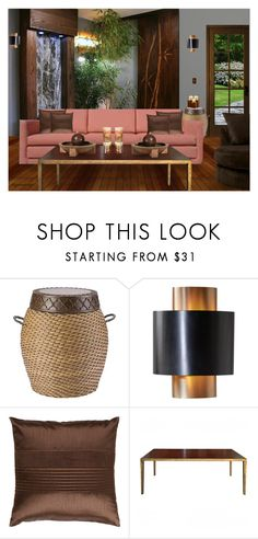 """IT'S THE WEEKEND - RELAX!"" by arjanadesign ❤ liked on Polyvore featuring interior, interiors, interior design, home, home decor, interior decorating, Global Views, Surya, Paul Frank and livingroom"