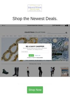 Best deals and coupons for Equestrian Collections