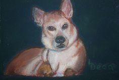 Mazerick   Pastel Painting   If interested, email me @ lamerledeca@gmail.com