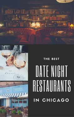 Sharing a huge list of the absolute best Chicago date night restaurants. Read this post for the top 15 date night restaurants in the Windy City. Chicago Vacation, Chicago Travel, Chicago Trip, Chicago Lake, Chicago Night, Visit Chicago, Chicago Illinois, Date Night Restaurants, Chicago Restaurants Best