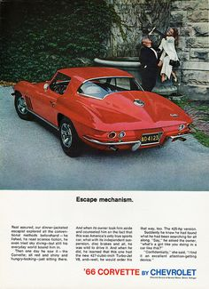 1966 Chevrolet Corvette Sting Ray Sport Coupe | Flickr - Photo Sharing!