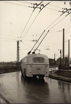1956 O-Bus Berlin-Marzahn