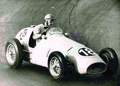 #18 Jacques Swaters (B) - Ferrari 500 (Ferrari 4) 7 (19) Ecurie Francorchamps