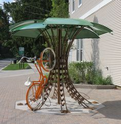 Urban Furniture bike-petal