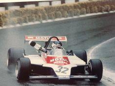 Richard Dallest - AGS JH17 BMW - Écurie Motul GPA (AGS works) - XL Grand Prix Automobile de Pau 1980