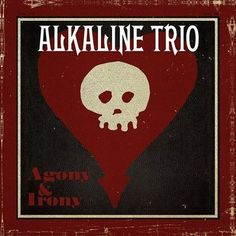 Alkaline Trio - Agony and Irony Limited Edition 180g Colored Vinyl 2LP
