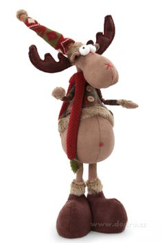1 million+ Stunning Free Images to Use Anywhere Moose Crafts, Diy And Crafts, Christmas Crafts, Christmas Decorations, Handmade Christmas, Christmas Moose, Felt Christmas, French Christmas, Office Christmas
