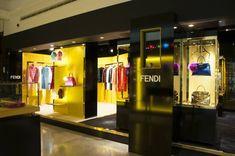 Fendi Fun Pop-up Store At Harrods