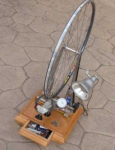 Bicycle Bike Wheel Building Truing Jigs Stands Spoke Wrenches Tools by Jim Langley