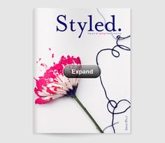 so many nice craft, styling, party ideas in this free onine mag