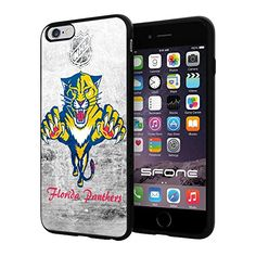 """Florida Panthers NHL, #1450 iPhone 6 Plus (5.5"""") I6+ Case Protection Scratch Proof Soft Case Cover Protector SURIYAN http://www.amazon.com/dp/B00X6655YQ/ref=cm_sw_r_pi_dp_nYIwvb1N3P88H"""
