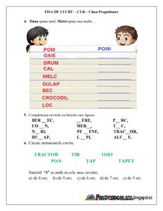 Kindergarten Addition Worksheets, Kids Math Worksheets, Alphabet Writing, Learning The Alphabet, Math For Kids, School Lessons, Kids Education, Thing 1, Preschool Activities