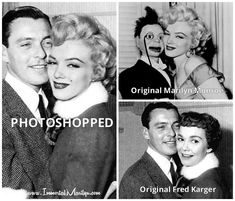 We have been blessed with sharing knowledge and information on Marilyn (as well as… Look Alike, Betty Boop, Marilyn Monroe, Female Bodies, Photoshop, Actresses, Face, Quotes, People