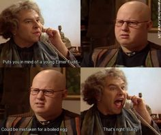 Little Britain is our favourite all-time sketch! Full of inappropriateness, offensive jokes, whacks. Little Britain, Jokes, Jokes Quotes, Humor, Pranks, Chistes, Hilarious Stuff