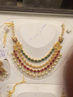 34 Gms necklace