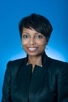 Latondra Newton Chief Corporate Social Responsibility Officer Toyota Motor North America, Inc.