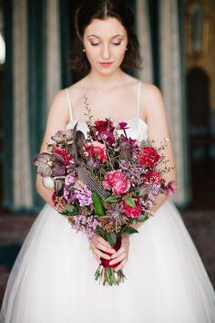 Romantische Schloss Markiezenhof Hochzeitsinspiration von Carina   David Photography