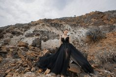 #sponsored Black Wedding Dresses Are Coming Back In a Big Way This Year #wedding #weddingideas #weddingplanning #weddingdress #weddinggown #blackweddingdress