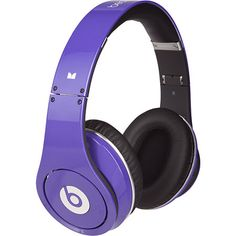 Beats By Dre Limited Edition Studio Purple Headphones at Zumiez love mine