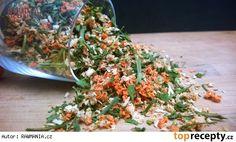 Domácí polévkové koření Korn, Fried Rice, Pesto, Vegan Recipes, Vegan Food, Cabbage, Yummy Food, Baking, Vegetables