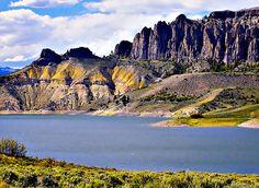 Blue Mesa Reservoir - want to kayak/fish it