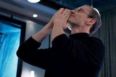 """Rejoice, Apple fans: The intense trailer for Aaron Sorkin's """"Steve Jobs"""" biopic is here"""