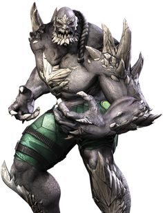 Doomsday. The poetry of this character is heartbreaking. Plus being friends with this guy would make me rather safe.