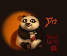 Little Dumpling Warrior, Po