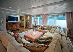 Luxury Yacht Charter TALITHA - Main Profile - Jon Bannenberg and F ...