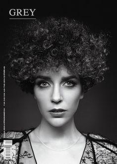 Grey IV Magazine. Cover 5. Spring/Summer 2011.