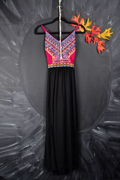 Tribal Maxi Dress   Gypsy Outfitters - Boho Luxe Boutique