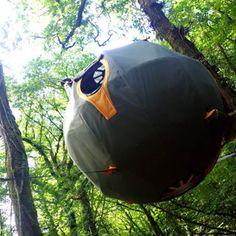 Spherical Tree Tent: Luminair