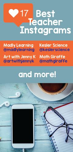 17 Best Teacher Instagrams (and Other Accounts We Love to Follow) - WeAreTeachers