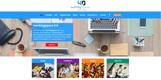 Web- und Grafikdesign für das workingspace 4.0 gars. Web Design, Grafik Design, Web Design Projects, Weaving, Design Web, Website Designs, Site Design