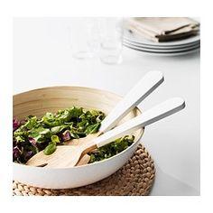 GRIPANDE Set di 2 posate per insalata - IKEA