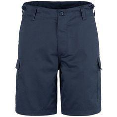 0e858bdc46 Brandit US Ranger Army Combat Cargo Mens Bermuda Shorts Camping Hiking Navy  Blue | Shorts | Men's Clothing