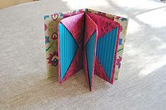 DIY Origami Blizzard Book