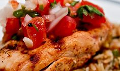 W Network - Recipes - Come Dine With Me Canada - Tequila Lime Chicken Breast