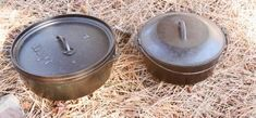 Video: The Dutch Oven Survival Kit For Preppers and Survivalists - a cooking tool that can bake, boil, fry and saute. functions w/ a variety of heat sources.Good lodge cast iron & Camp Chef . Chose what you like, but be careful: You'll get what you pay for. A cheap, poorly-made oven won't work particularly well, and you'll probably end up replacing it with a quality piece. Sometimes, I take an aluminum oven on outdoor excursions instead of cast iron to save weight.